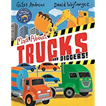 Mad About Trucks and Diggers! (English Edition)