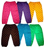 #4: Cotton Lycra Capri for women and Girls pack of 6