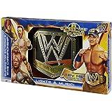 WWE Superestrella Entrada Cinturón De Campeón by Mattel [Juguete]
