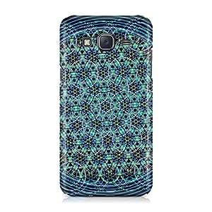 Hamee Designer Printed Hard Back Case Cover for Samsung Galaxy J7 2015 Edition Design 1391