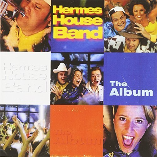 The Album by Hermes House Band (2001-08-13) (Hermes House Band-das Album)