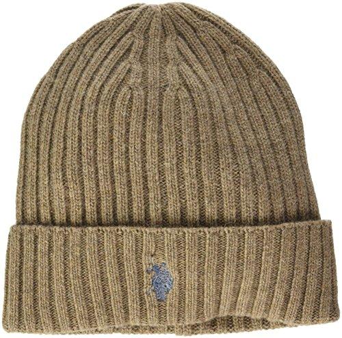 U.S.POLO ASSN. Uspa Logo Hat, Cappello Uomo, Beige, Taglia Unica