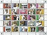 sellos para coleccionistas: ciudad del Vaticano 1429-1453 Sheetlet (completa.edición.) nuevo con goma original 2003 aniversario - Prophila - amazon.it
