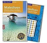 POLYGLOTT on tour Reiseführer Malediven: Mit großer Faltkarte, 80 Stickern und individueller App - Hans Hein