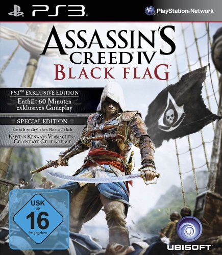 Assassin's Creed 4: Black Flag - Special Edition (exklusiv bei Amazon.de) -...