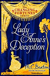 Lady Anne's Deception (The Changing Fortunes Series Book 4)