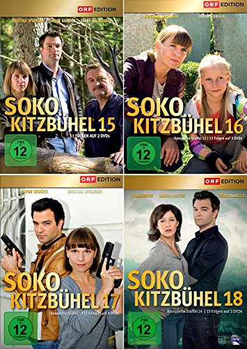 Box 15-18 (11 DVDs)