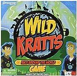 Wild Kratts Race Around The World Board ...