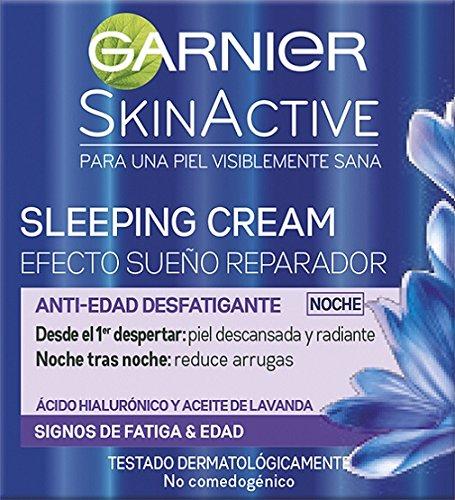 Garnier Crema Hidratante de Noche - 50 ml