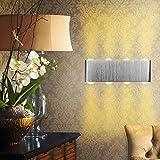 Rrimin New 8W Warm White High Power LED Wall Light Up Down Lamp Sconce Spot Lighting (Warm White)