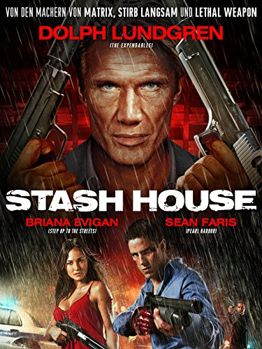 Stash House Cover