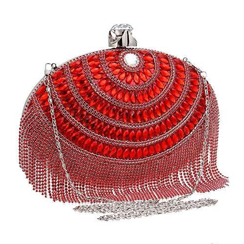 Nuanxin Lederhandtasche Der Frauen, Einfache Damendessentasche, Art Und Weiseabendtasche, Vorzügliche Interne Kraft, Ausführliche Autolinie U10