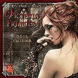 The Gothic Art of Victoria Francés 2016 Calendar