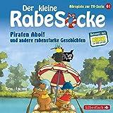 Piraten Ahoi!, Die Fußballwaldmeisterschaft, Das goldene Amulett: 1 CD (Der kleine Rabe Socke - Hörspiele zur TV Serie, Band 1)