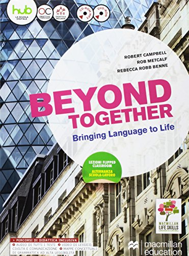 Beyond together. Per le Scuole superiori. Con e-book. Con espansione online. Con CD-ROM