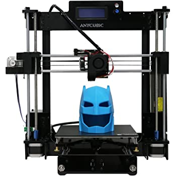 Anycubic 3D Drucker Prusa i3 DIY 3D Drucker Kit LCD Display mit Ultrabase Hitze und größere Druck Größe 8,27''X9,84''X8,27 '' ABS PLA Filament