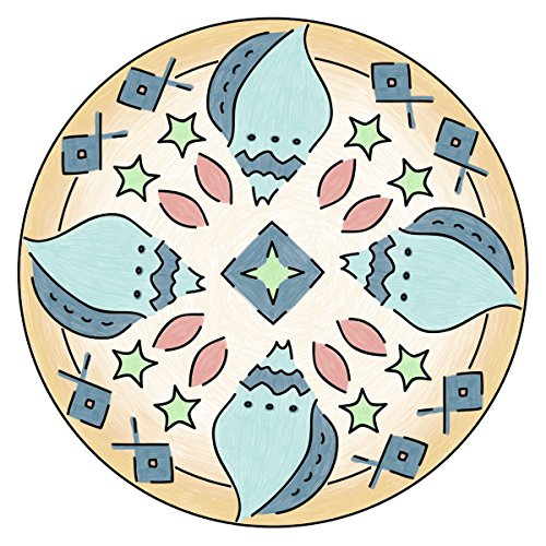 Ravensburger Original Mandala Designer 29965 - Mini: Vaiana von Ravensburger