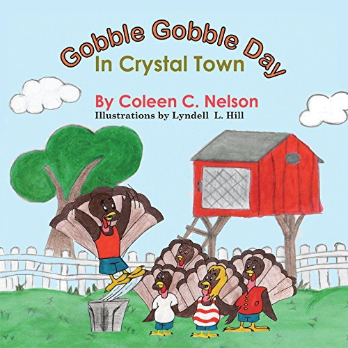 Gooble Gooble Day in Crystal Town (English Edition)