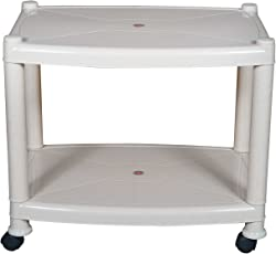 Cello Orchid Center Table  (Marble Beige)