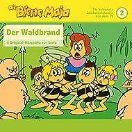 02: Der Waldbrand, Willi bei den Ameisen u.a. (4 Original-Hörspiele zur TV Serie)