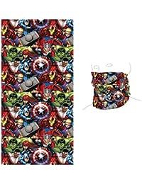 Pañuelo multiusos Vengadores Avengers Marvel Civil War