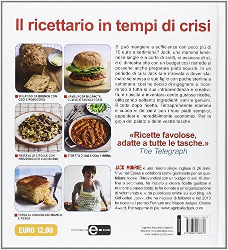 Libro Cucinare con 2 euro al giorno. Deliziose e gustose ...
