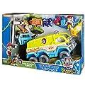Paw Patrol PAW Terrain Vehicle vehículo de juguete - vehículos de juguete (Multicolor, 3 año(s), Niño, Interior, China, 1,69 kg) por Spin Master