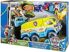 Paw Patrol 6032668 - Veicolo Fuoristrada della Giungla