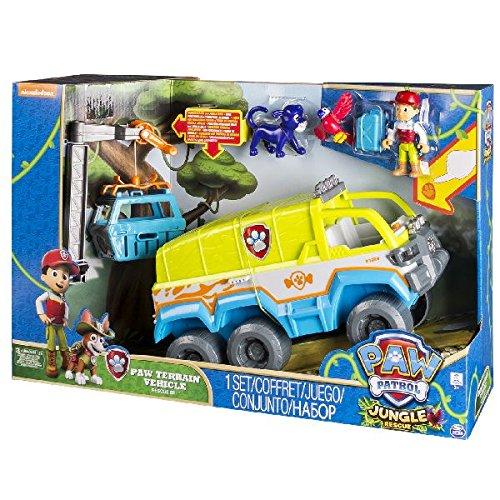 Paw Patrol PAW Terrain Vehicle vehículo de juguete - vehículos de juguete...