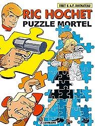 Ric Hochet - tome 74 - Puzzle mortel