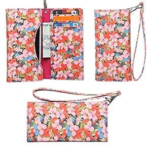 Star Diamond Mobile Pouch Case Cover For LG Optimus L3 II E430