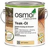 Osmo Teakolie kleurloos (007) 2,5 liter