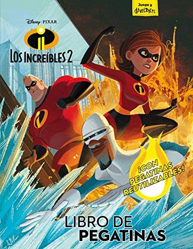 Los Increibles 2. Libro de pegatinas: Con pegatinas reutilizables (Disney. Los Increibles 2) por Disney epub