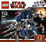 LEGO - Star Wars 8086 Tri-Fighter Droid