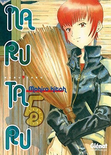 Narutaru - Nouvelle édition Vol.5 par KITÔ Mohiro / KITOH Mohiro