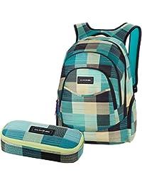5b022afa5834c DAKINE 2er SET Laptop Rucksack Schulrucksack 25l PROM + SCHOOL CASE Mäppchen  Luisa