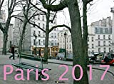 Paris 2017 - Frankreich - France - Bildkalender quer (56 x 42) - Nomada Reisekalender - by Horst Haas