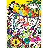Rachel Ellen - Juego de escritura, diseño de jungla