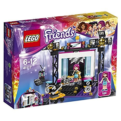 LEGO Friends 41117 - Popstar TV-Studio (Jetzt Lego Friends)