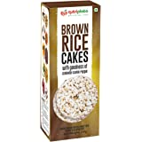 Nutriplato-enriching lives Brown Rice Cakes with Goodness of Coriander Cumin Pepper, 150 g