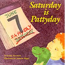 Saturday Is Pattyday