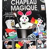 France Cartes - 4706 - Kits De Magie - Chapeau Magique - Magic Collection Essentiel - Dvd Inclus