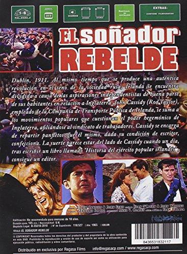 Cassidy, der Rebell / Young Cassidy ( ) [ Spanische Import ]
