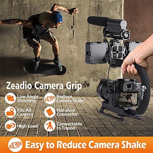 Zoom IMG-1 zeadio stabilizzatore portatile con hot