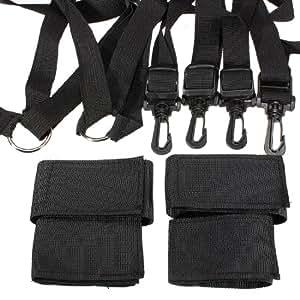 Kit Bondage Sous Lit Contrainte Restrictions Corde Adulte Sex Toy Cuffs Monettes