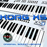 KORG X-5 - THE very Best of - Large Original WAV/Kontakt Samples Library on DVD or download