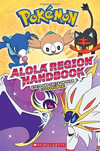 Alola region handbook.