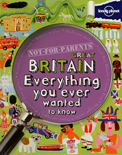 Not For Parents Great Britain - 1ed - Anglais