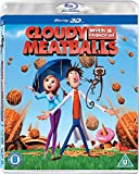 Cloudy with a Chance of Meatballs [Blu-ray 3D + Blu-ray] [2010] [Region Free]