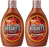 #5: Hershey's Syrup, Caramel, 623g ( Pack of 2 )